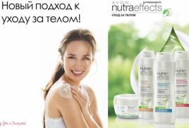 Уход за телом Avon Nutra Effects